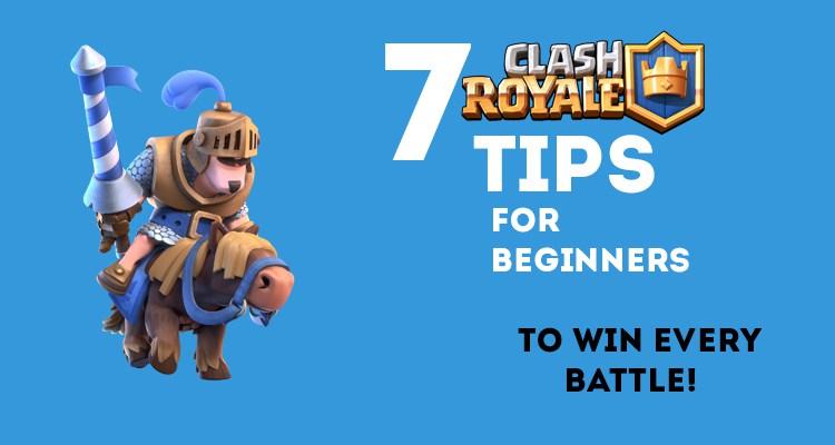 7 советов для новичков игры Clash Royale для успешных побед в битвах