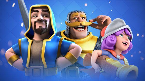 Clash Royale 2.5.0 - декабрьское обновление