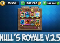 Новая версия приватного сервера Null's Royale v.2.5.4